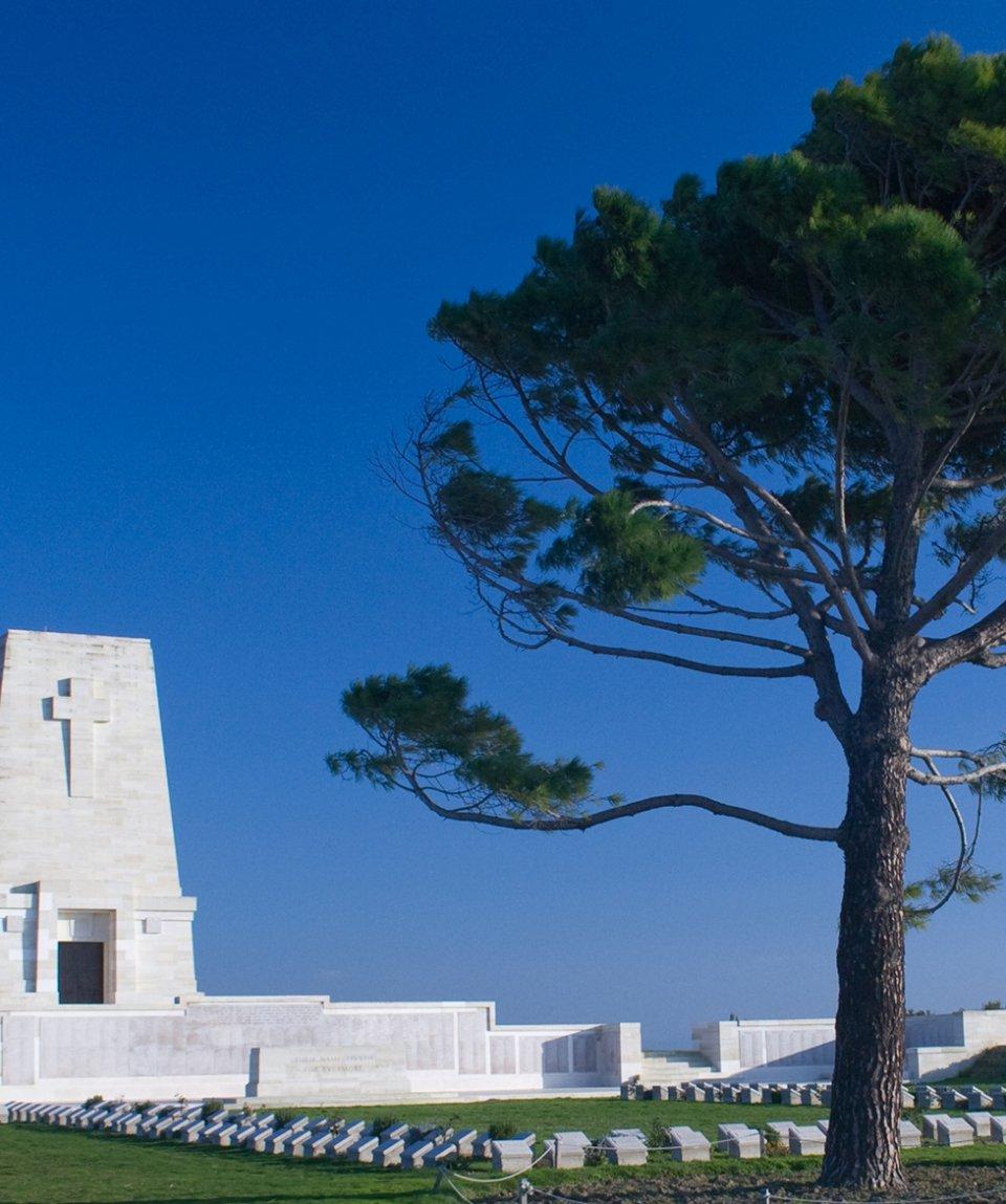 Lone Pine Memorial, Gallipoli Turkey